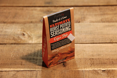 Ultimate Roast Potato seasoning Cajun Style