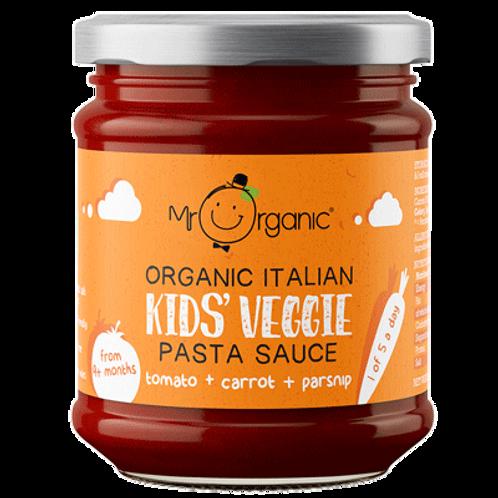 Mr. Organic Kids tomato Pasta Sauce 200g
