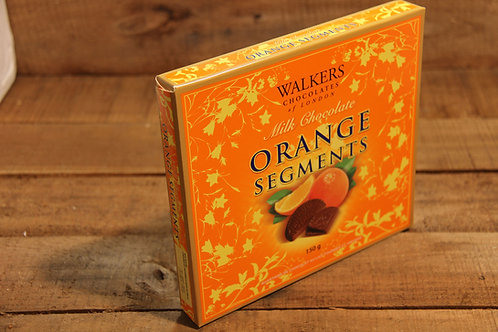 Walkers Mint Choc Orange segments 150g