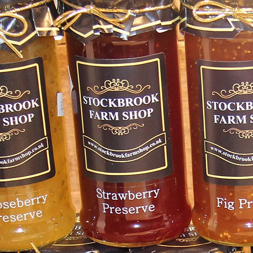 Stockbrook Farm Shop Strawberry 340g