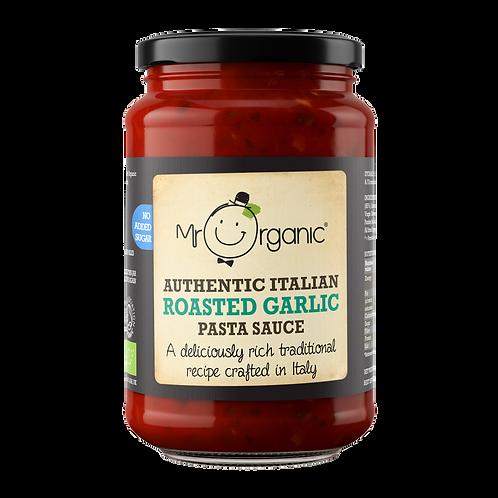 Mr. Organic Roasted Garlic Sauce350g