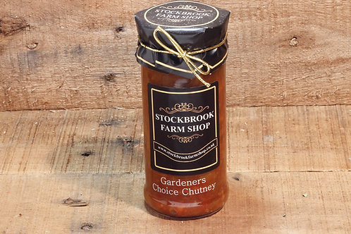 Stockbrook Farm Shop Gardeners Choice Chutney 280g