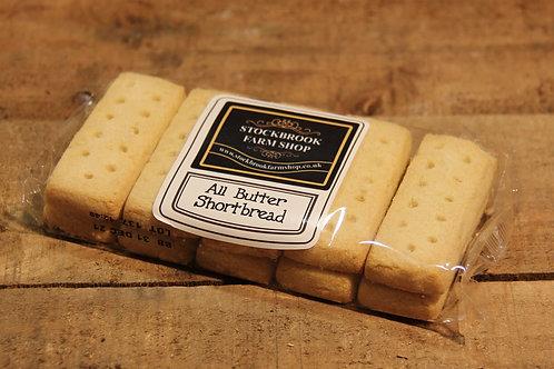 Stockbrook Farm All Butter shortbread 150g