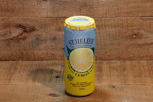 St. Helier Sparkling Lemon (330ml)