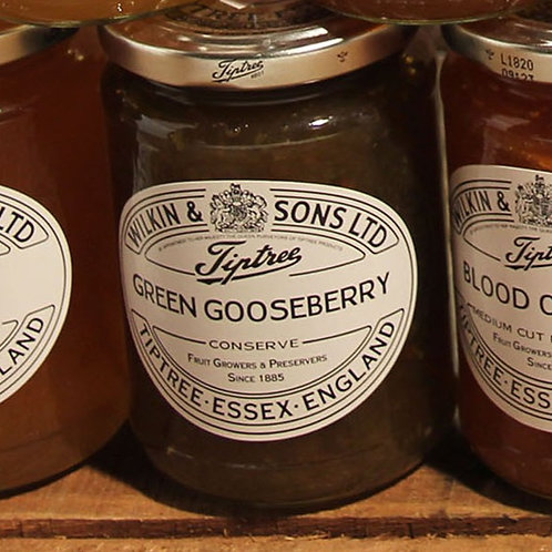 Wilkins & Sons Green Gooseberry 340g