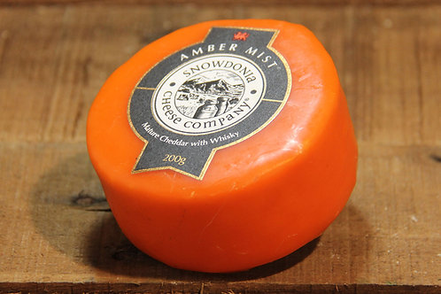 Snowdonia Cheese Co. Amber Mist Cheddar 200g
