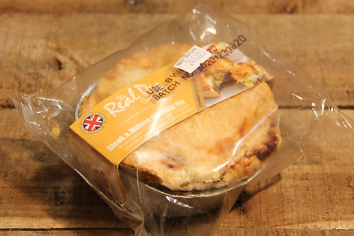 Real Pie Co. Steak and Mature Cheddar Pie (small)