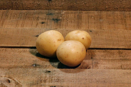 White potatoes washed 2kg