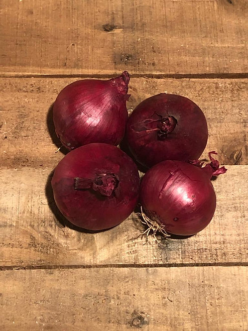 Red Onions (per 500 gram bag)