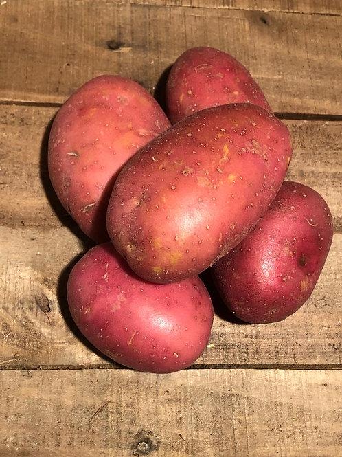 Desiree Potatoes (per 2kg bag)