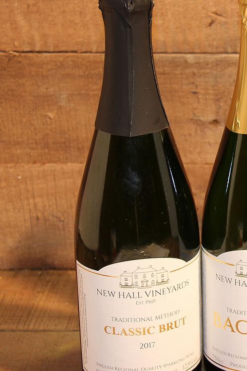 New Hall Vineyards Classic Brut 750ml