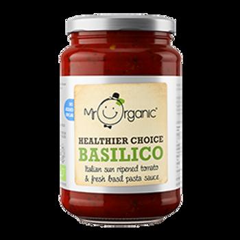 Mr. Organic Basilico 350g