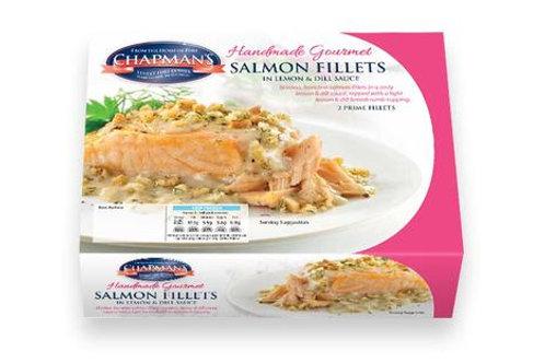 Chapman Salmon Fillets in Lemon & Dill Sauce