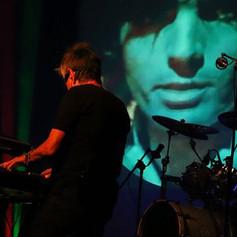 Ian in Pink Floyd tribute mode