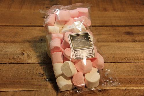 Stockbrook Farm Pink & White Marshmallows 210g