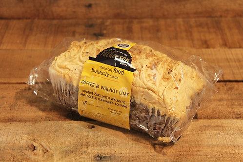 Fatherson Coffee and Walnut Loaf