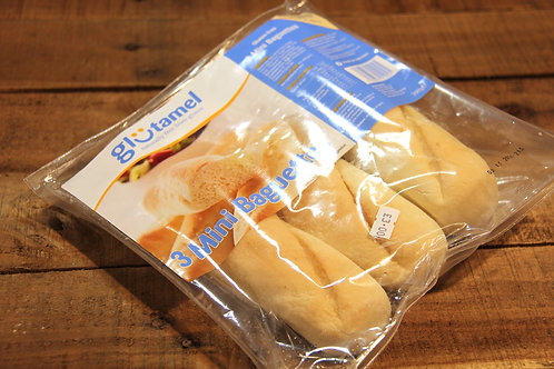 Glutamel 3 x Mini Baguettes