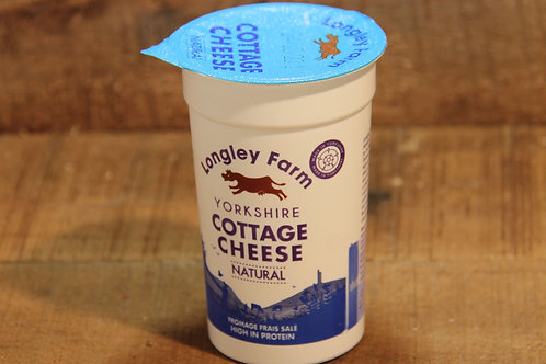 Langley Farm Yorkshire Cottage Cheese 250g