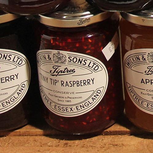 Wilkins &;Sons Tiny Tip Raspberry Jam 340g