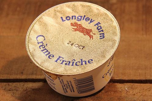 Longley Farm Creme Fraiche 200g