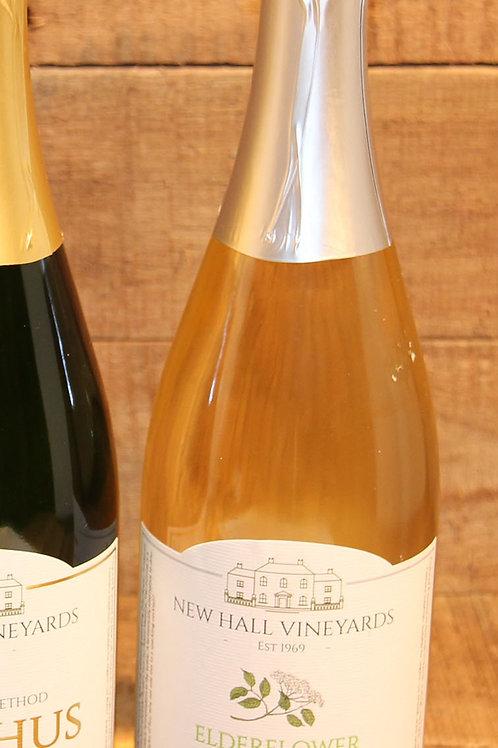 New Hall Vineyards Elderflower Fizz 750ml