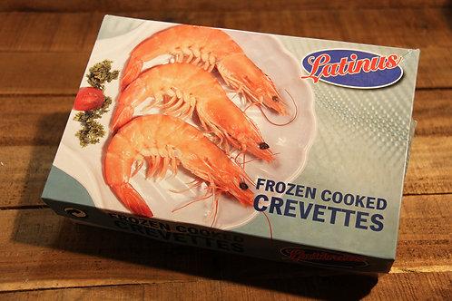 Latinus Frozen Cooked Crevettes