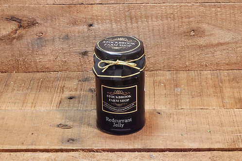 Stockbrook Farm Shop redcurrant Jelly 227g
