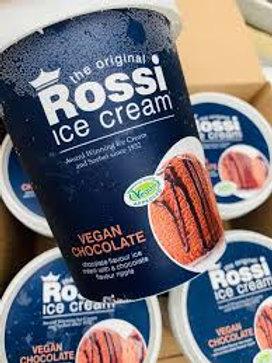 Rossi Ice Cream - Vegan Chocolate (500 ml)