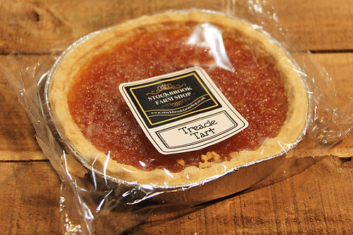 Stockbrook farm shop Treacle Tart