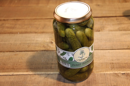 Stockbrook Farm Pickled Gherkins 1kg