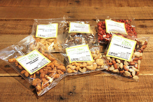 Honey Roast Cashews  100g