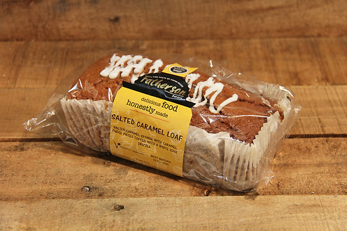 Fatherson Salted Caramel loaf