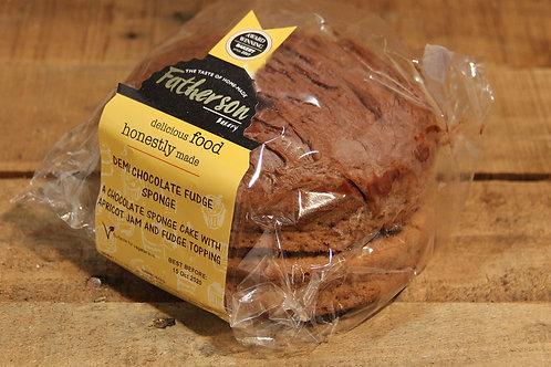 Fatherson demi Chocolate Fudge sponge