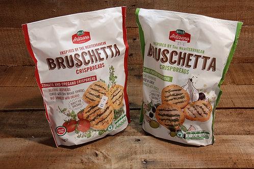Bello Artizano Bruschetta Crispbreads 150g