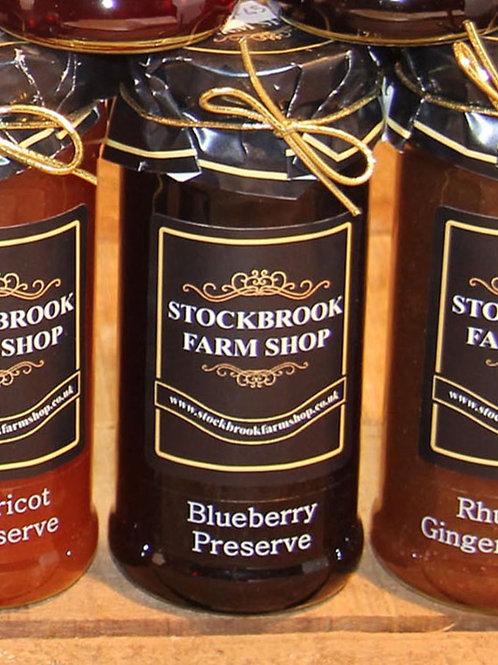 Stockbrook Farm Shop Blueberry 340g