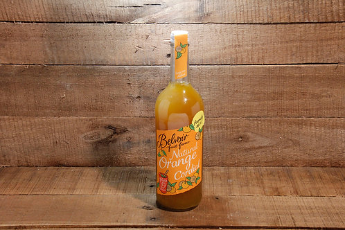 Belvoir Natural Orange Cordial (750ml)