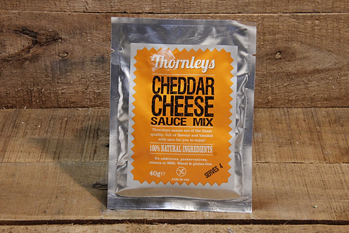 Thornleys Cheddar Cheese Sauce Mix 40g
