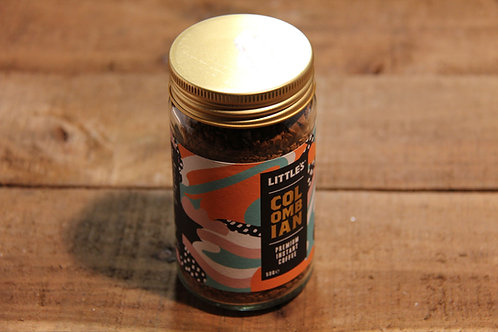 Littles Colombian Instant Coffee 500g