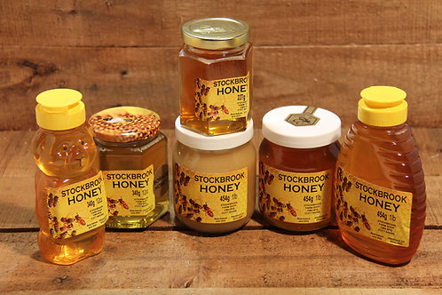 Stockbrook Farm Shop Soft Set Honey 454g