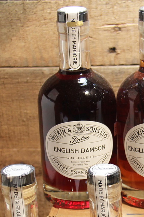 Wilkins & Sons English Damson Gin 350ml