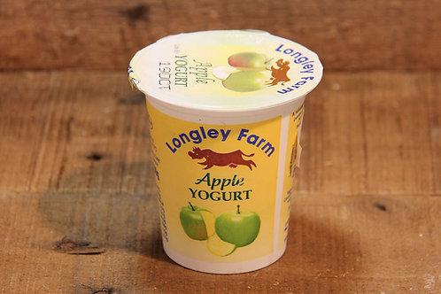 Langley Farm Apple Yoghurt 150g