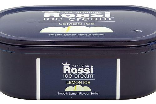Rossi Ice Cream - Lemon Ice (1 Litre)