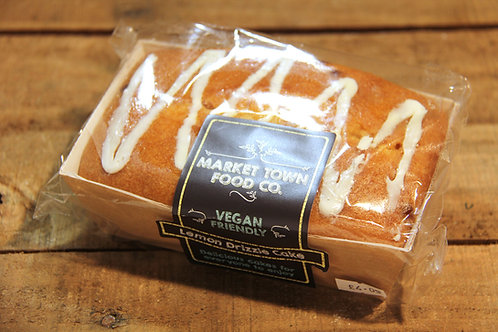 Market Town- Lemon Drizzle Cake