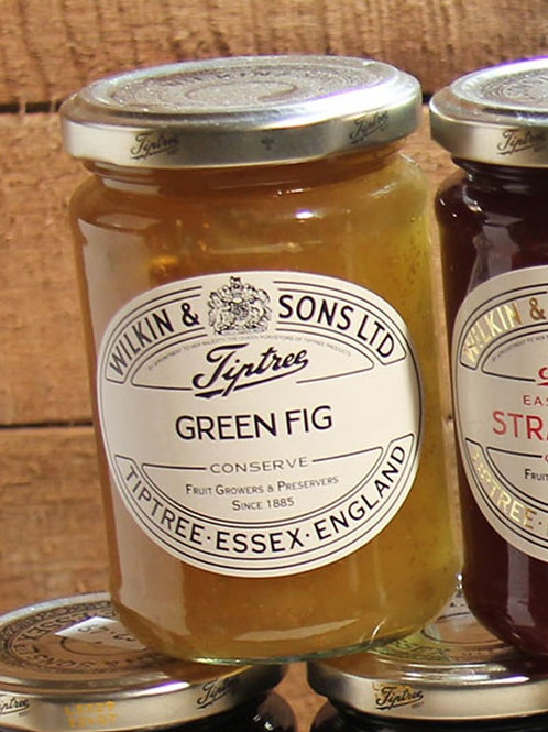 Wilkins & Sons Green fig Jam 340g