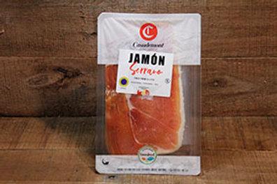 Jamon Serrano Gluten Free 80g