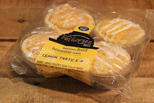 Fatherson Lemon Tarts x4