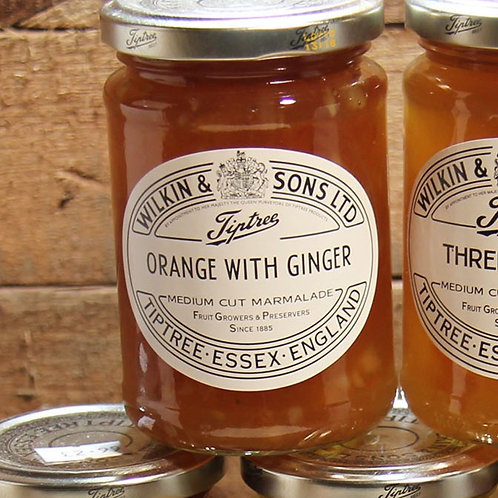 Wilkins & Sons Orange with Ginger 340g