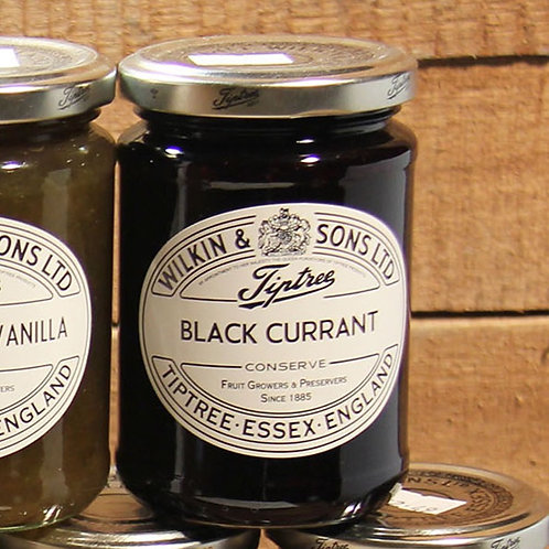 Wilkins & Sons Blackcurrant Jam 340g