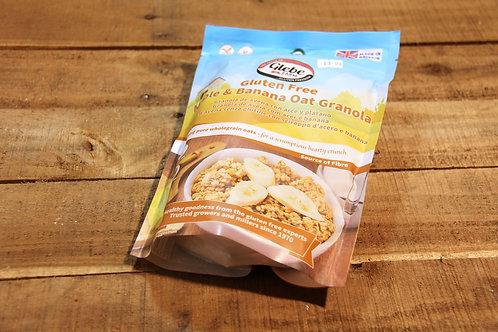 Gluten Free Maple & Banana Oat Granola 450g