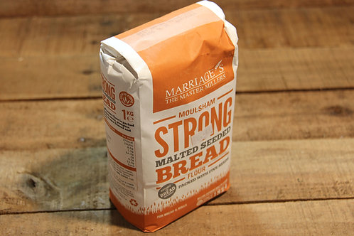 Strong Malted Seeded Bread Flour 1kg